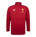 2017-2018 Liverpool Mens Motion Rain Jacket (Red) - no sponsor