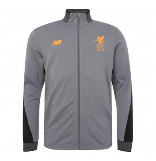 Buy 2017 2018 Liverpool Mens Presentation Jacket Gunmetal