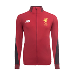 2017-2018 Liverpool Mens Presentation Jacket (Red) - no sponsor