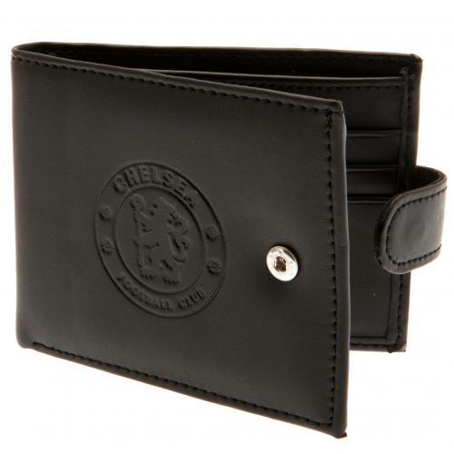 Chelsea F.C. rfid ANTI FRAUD Wallet 805