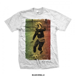 Bob Marley Men's Tee: Football Text
