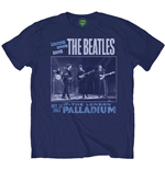 The Beatles Men's Tee: Palladium