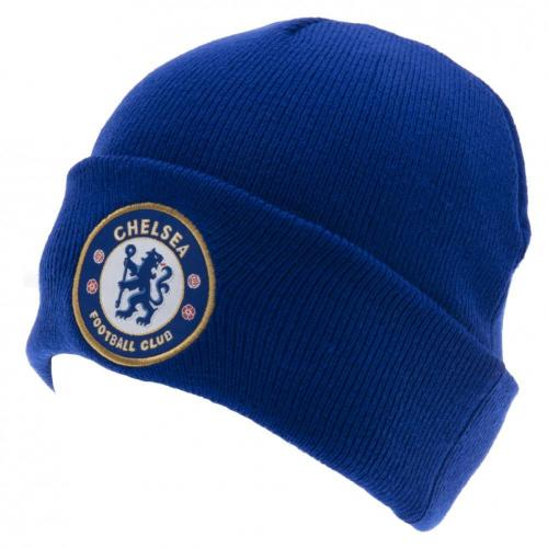 Chelsea F.C. Knitted Hat Junior