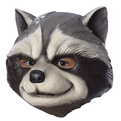 GUARDIANS OF THE GALAXY Rocket Raccoon Adult Mask