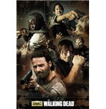 The Walking Dead - Collage Poster Maxi 61x91,5 Cm