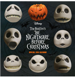 Nightmare before Christmas Calendar 2018 English Version*