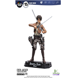 Attack on Titan Color Tops Action Figure Eren Jaeger 18 cm