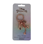 Disney Princess Metal Keychain