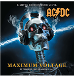 Vynil Ac/Dc - Maximum Voltage - In Concert San Francisco