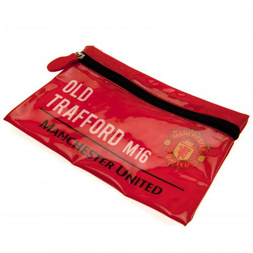 Manchester United F.C. Pencil Case SS
