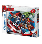 The Avengers Puzzles 276258
