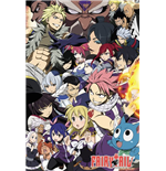 Fairy Tail - Season 6 Key Art Maxi Poster (61x91,5 Cm)