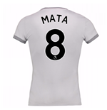 2017-2018 Man United Womens Third Shirt (Mata 8)
