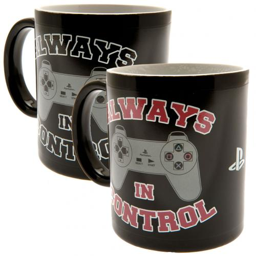 Playstation Heat Changing Mug