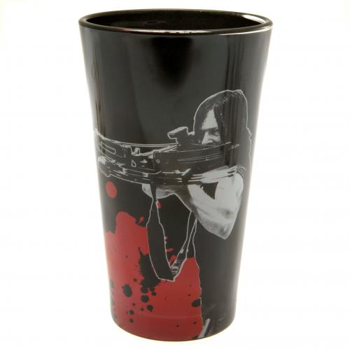 The Walking Dead Premium Large Glass