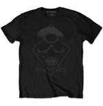 Black Veil Brides Men's Tee: 3rd Eye Skull