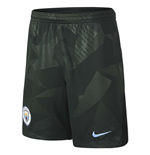 2017-2018 Man City Third Nike Football Shorts (Kids)