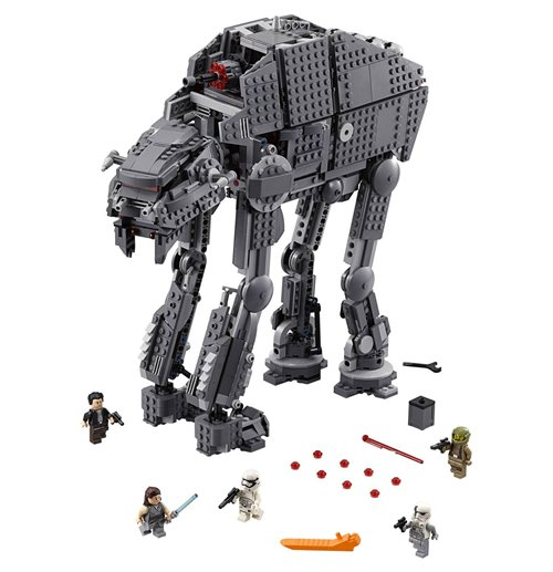 LEGO® Star Wars™ Episode VIII: First Order Heavy Assault Walker™