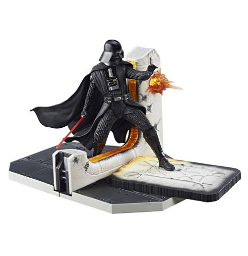 Star Wars Black Series Centerpiece Diorama 2017 Darth Vader 15 cm