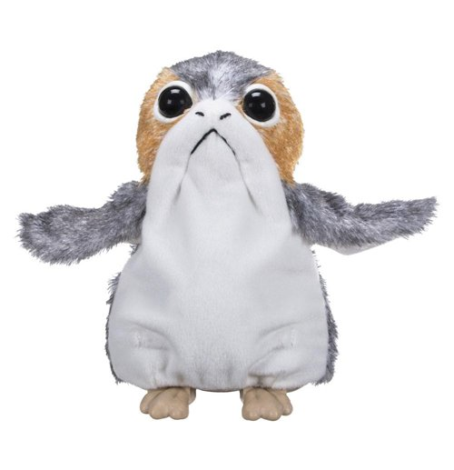 Star Wars Episode VIII Interactive Plush Figure Porg