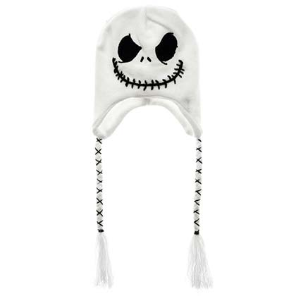 NIGHTMARE BEFORE CHRISTMAS Jack Laplander Hat