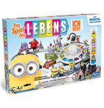 Despicable Me Board Game The Game of Life *German Version*