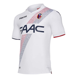 2017-2018 Bologna Authentic Away Match Shirt