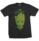 Marvel Comics Men's Tee: Guardians of the Galaxy Vol. 2 I am Groot
