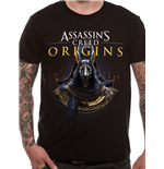 Assassins Creed Origins - Gold Anubis - Unisex T-shirt Black
