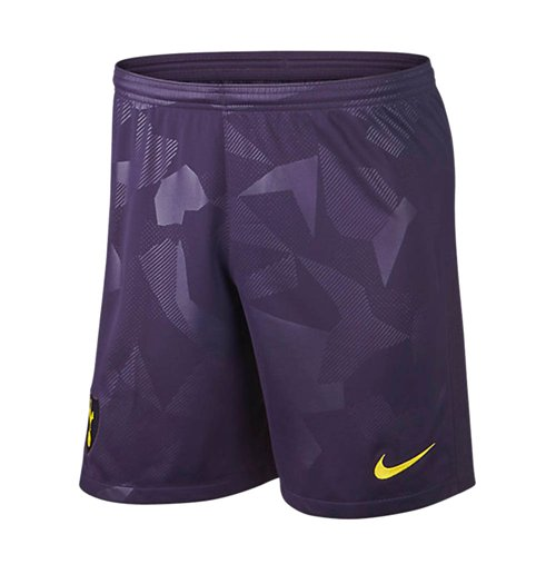 2017-2018 Tottenham Third Nike Football Shorts (Kids)