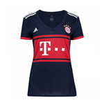 2017-2018 Bayern Munich Adidas Away Womens Shirt