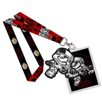 Star Wars Episode VIII POP! Lanyard with Rubber Keychain First Order