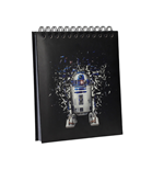 Star Wars Episode IV Notebook with Sound & Light Up R2-D2