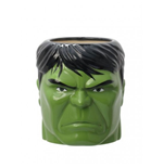 Marvel Comics Super Hero 3D Mug Hulk