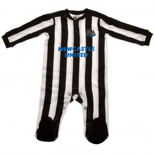 Newcastle United F.C. Sleepsuit 9/12 mths ST
