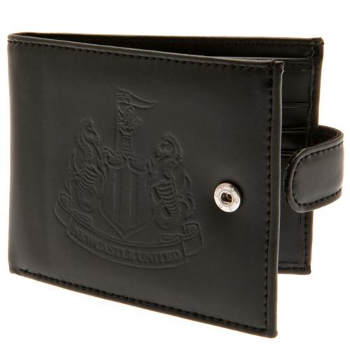 Newcastle United F.C. rfid Anti Fraud Wallet