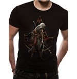 Assassins Creed Origins - Character Stance - Unisex T-shirt Black