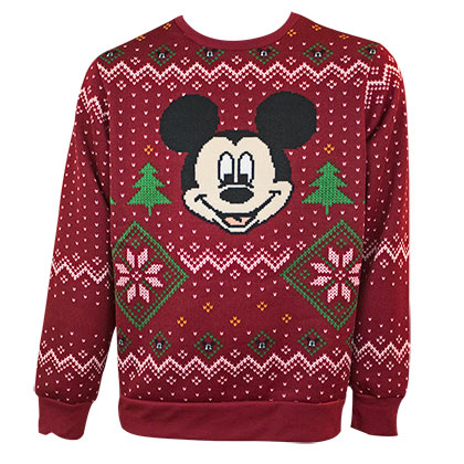 Mickey Mouse Ugly Sweater