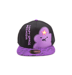 Adventure Time - Lumpy Space Princess Snapback with Printed Bill