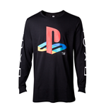 Playstation - Longsleeve with classic Logo