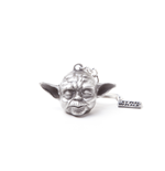 Star Wars - Yoda 3D Metal Keychain