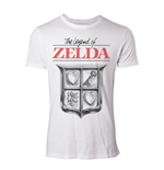 The Legend of Zelda - Game Cover Compressed T-shirt
