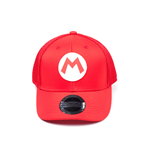 Nintendo - Mario Curved Bill Trucker Kids Cap
