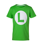 Nintendo - Kids T-shirt Luigi boys