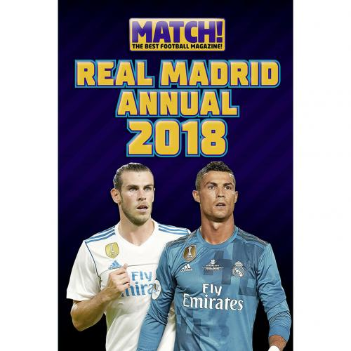 Real Madrid F.C. Annual 2018