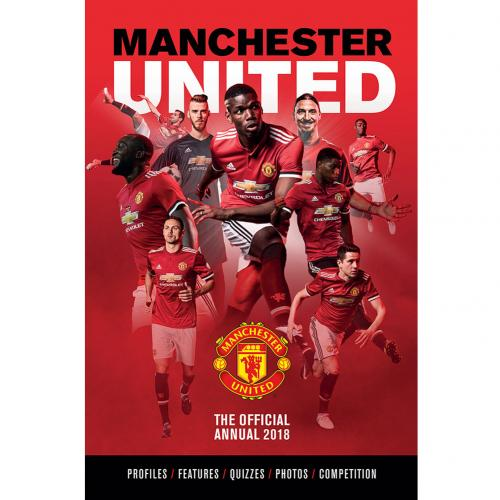Manchester United F.C. Annual 2018