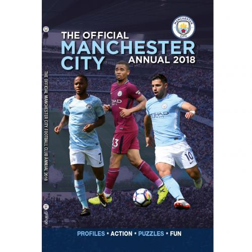 Manchester City F.C. Annual 2018