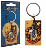 Harry Potter Metal Keychain Hufflepuff 6 cm