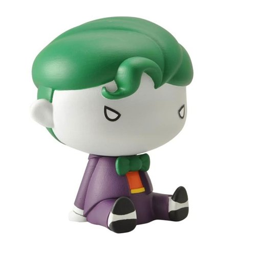 Justice League Chibi Bust Bank The Joker 17 cm