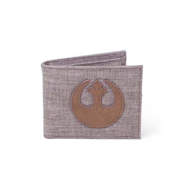 Star Wars - The Resistance Canvas Wallet